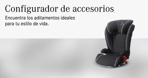 Configurador de accesorios